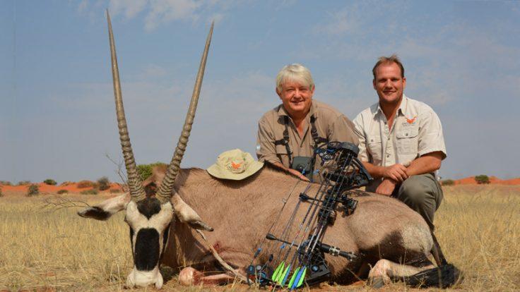 Entfernungsmesser Bogenjagd : Bogenjagd ondjiviro hunting safaris